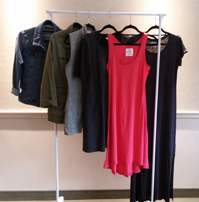 Jackets, Vest and Casual Dresses